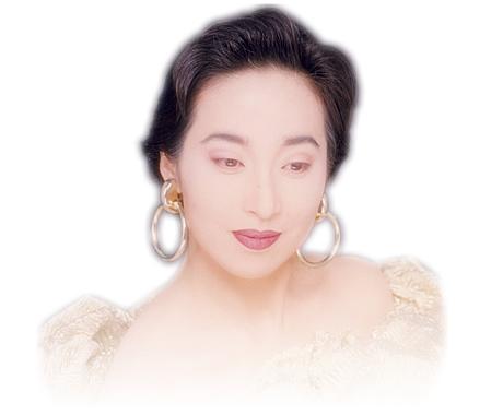 教会ピアニスト・作曲家・編曲家、田中隆美のプロフィール用写真