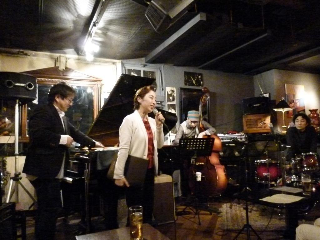 スチューデント コンサート King's Bar08 隆美